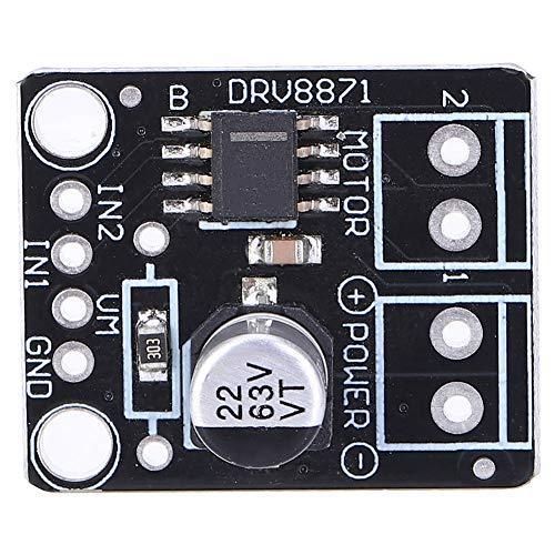 SANON Dc Motor Driver Board Drv8871 Bob Drive Module 3. 6A Pwm Puerto de Control para Impresora...