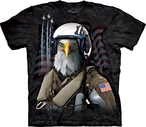The Mountain Men's Combat Stryker T-Shirt Black S