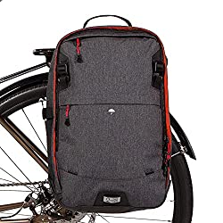 Two Wheel Gear Graphite Pannier Backpacks Review