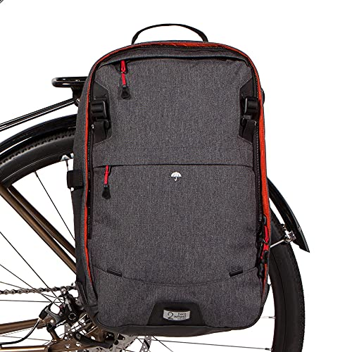 Two Wheel Gear - Convertible Pannier Backpack