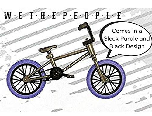 Tech Deck Bmx Bike Shop With Accessories And Storage Container Design Your Way Bike Toy Cult Bikes Design Purple And Black For Ages 6 And Up Buy Online