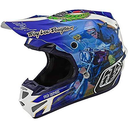 Liberty LE Black Large Troy Lee Designs 2019 SE4 Composite Helmet with MIPS