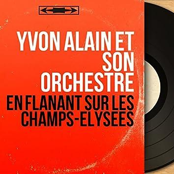 En flânant sur les Champs-Élysées (Mono Version)