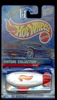 Hot Wheels 2000-142 Blimp Virtual Collection 1 64 Scale