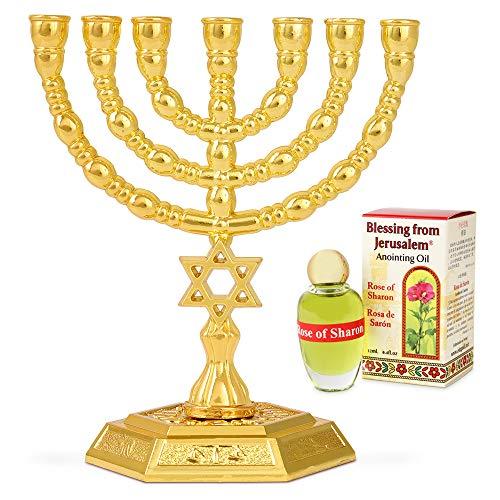 Tee Hunt Lets Get Lit This Chanukah Tank Top Holiday Hanukkah Jew Menorah Sleeveless