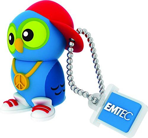 Emtec Animalitos 2.0USB Flash Drive (ECMMD8GM341)