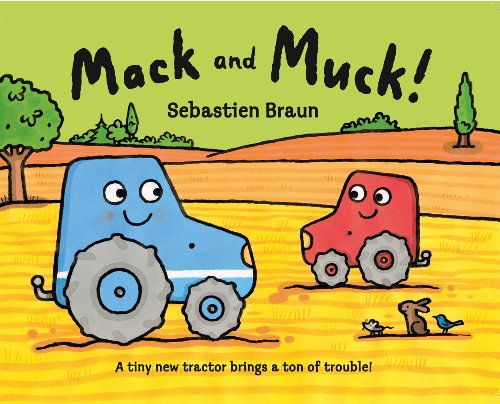 Mack and Muck! (English Edition)