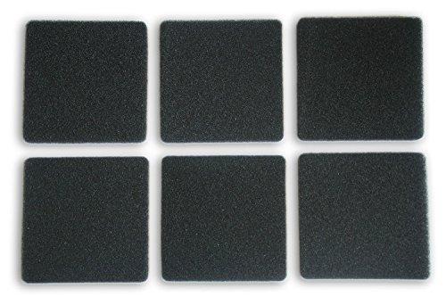 LTWHOME Filterschwamm Passend für Rena Filstar xP Filter Media 724A 30PPI(6 Stück)