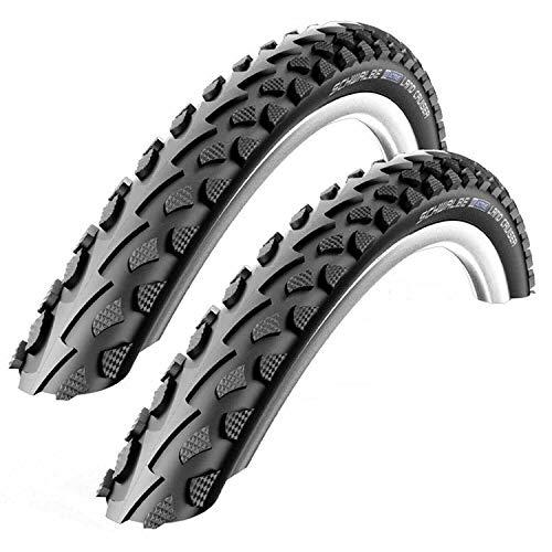Schwalbe Land Cruiser 26' x 2.0 Mountain Bike Tyres (Pair)