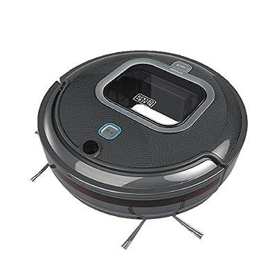 BLACK+DECKER Robot Vacuum with SMARTECH (HRV425BL)