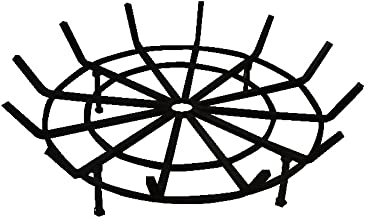 Round Spider Grate for Outdoor Fire Pit (30