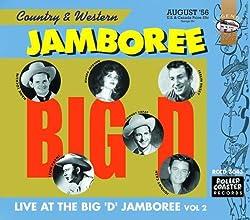 Vol. 2-The Big D Jamboree-Live [Import]