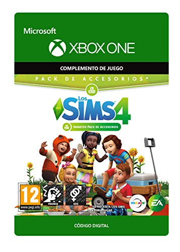 THE SIMS 4: TODDLER STUFF - Xbox One - Código de descarga