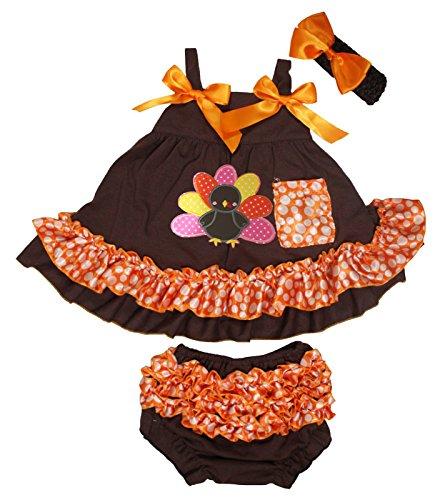 Petitebelle - Ensemble - Robe - Bébé (fille) 0 à 24 mois marron marron taille unique - marron - M