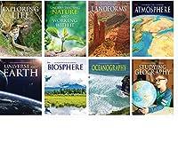 Encyclopedia of Geography ( Set of 8 Books) (Encyclopedias)