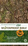 Waterproof Durable New Testament with Psalms and Proverbs-ESV-Camouflage