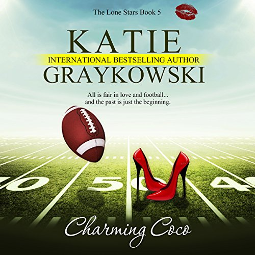 Charming Coco     The Lone Stars, Book 5              By:                                                                                                                                 Katie Graykowski                               Narrated by:                                                                                                                                 Pam Dougherty                      Length: 5 hrs and 30 mins     21 ratings     Overall 4.5