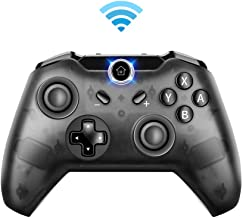 Wireless Controller for Nintendo Switch, Bigaint Pro Controller Compatible with Nintendo Switch Windows PC Support Gyro Axis Function & Double Vibration