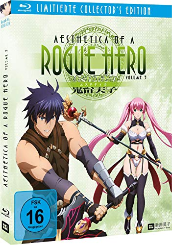 Aesthetica of a Rogue Hero - Vol. 3 - [Limited Collector's Edition] - [Blu-ray]