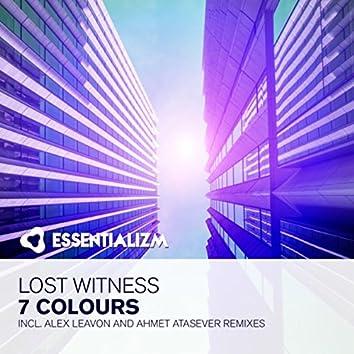 7 Colours (The Remixes)