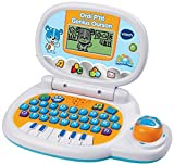 Vtech - 139505 - Jeu Électronique - Ordinateur P'tit - Genius Ourson - Bleu - Version FR