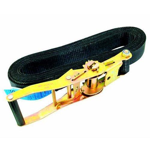 Omnitronic 60206789 SHZ S800 Spanngurt Ratsche (8 m, 50 mm) schwarz