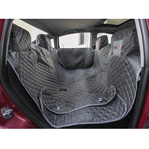 Couverture dhiver pour si/ège auto avec fermeture Velcro
