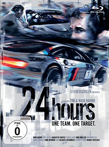 24hours - ONE TEAM. ONE TARGET. [Blu-ray]
