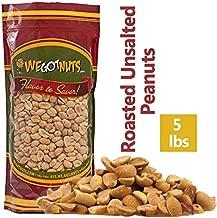 bulk unsalted peanuts