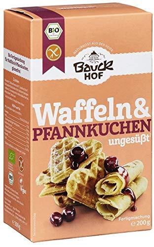 Bauckhof Bio Waffeln & Pfannkuchen glutenfrei Bio (2 x 200 gr)