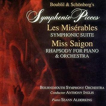 Symphonic Pieces from Les Misérables and Miss Saigon