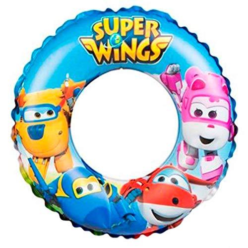 Super Wings Kinder Schwimmring 3 - 6 Jahre