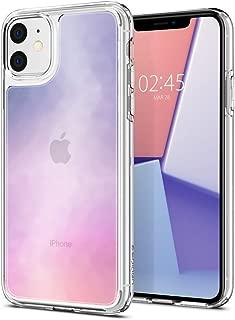 Spigen Crystal Hybrid Quartz Serisi Kılıf iPhone 11 ile Uyumlu/TPU AirCushion Teknoloji/Ekstra Koruma - Gradation