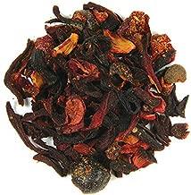 Frontier Co-op Warming Crimson Berry Tea, Certified Organic 1 lb. Bulk Bag