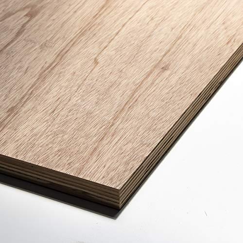 川島材木店 ラワンベニヤ 1820x910mm 厚み21mm 耐水合板