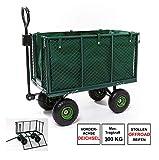 Izzy Bollerwagen Gartenwagen Handwagen (300kg)