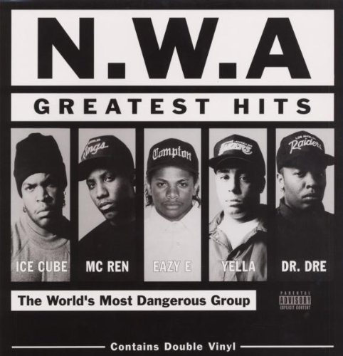 N.W.A.- Greatest Hits (4 LP)