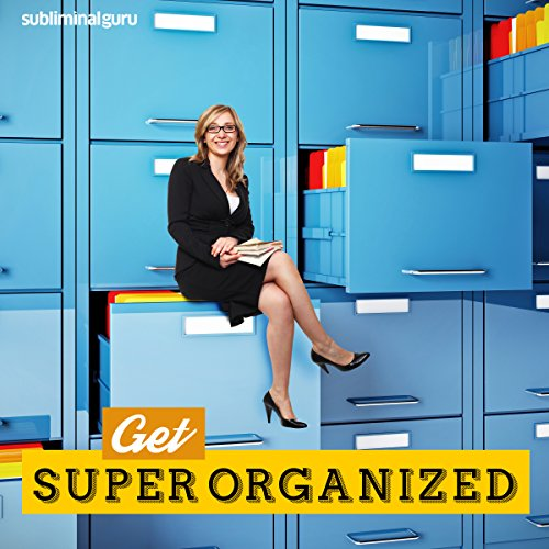 Get Super Organized audiobook cover art