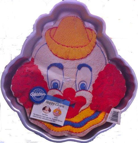 Wilson Happy Clown Kuchenform (1808-802, 1989)