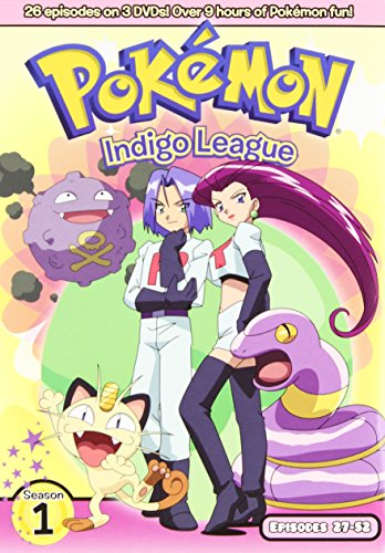 pokemon 1st season - 5