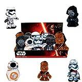 Star Wars - Peluche Yoda, El Despertar de la Fuerza, 17 cm (Famosa 760013300), Modelos surtidos...