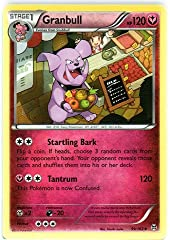 A single individual card from the Pokemon trading and collectible card game (TCG/CCG). This is of Uncommon rarity. From the XY BREAKthrough set.