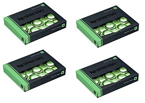 50 Nespresso Espresso Leggero Coffee Cartridges Pro NEW (4 boxes - 200 capsules)