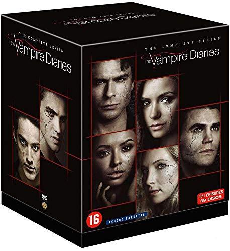 Vampire Diaries : L'intégrale complète de la série (8 saisons) - DVD