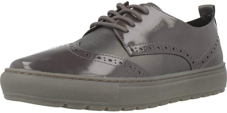Geox Halbschuhe  Derby-Schuhe, Farbe Braun, Marke, Marke, Modell Halbschuhe  Derby-Schuhe D BREEDA B Braun  Jetzt einkaufen