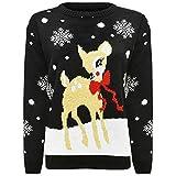 Générique Jersey Retro de Navidad, diseño de Reno Rudolf, Nariz de pompón, de Invierno