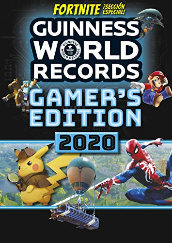 Guinness World Records 2020. Gamer's edition