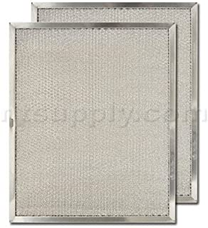 """Broan Model BPS1FA30 Range Hood Filter - 11-3/4"""" X 14-1/4"""" X 3/8"""" Grease Filter BPS1FA30, 99010299 Replacement for NuTone Allure 30"""" WS1 QS2 and Broan QS1 30"""