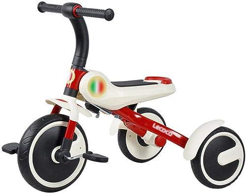 Ahorre 35% - 70% de descuento Bicicleta Infantil De De De Tres Ruedas, Coche De Juguete Plegable De Alto Rendimiento para Niños.  salida