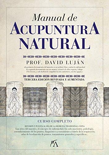 Manual de acupuntura natural (N.E) (Vida alternativa)